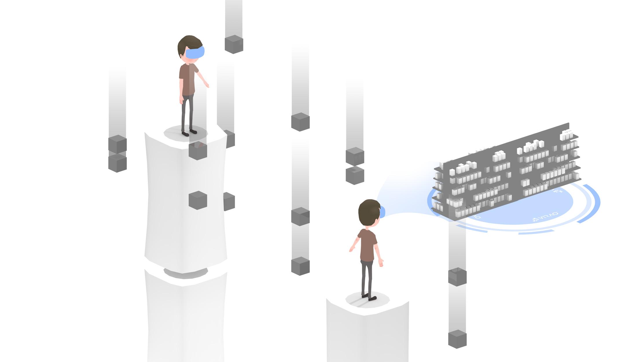 XR: Extended Reality - Erweiterte Realitäten als B2B-Werkzeug mit VIRAO gezielt anwenden. Vom Retail, über den POS bis hin zu Bildungslösungen - VIRAO ist Ihr kompetenter Partner.