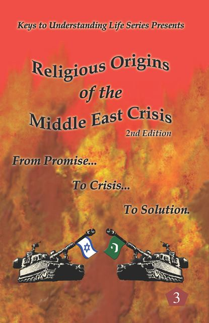 Discover the biblical and historical background to the middle east crisis. Glossary explaining who's who among the sects and participants.