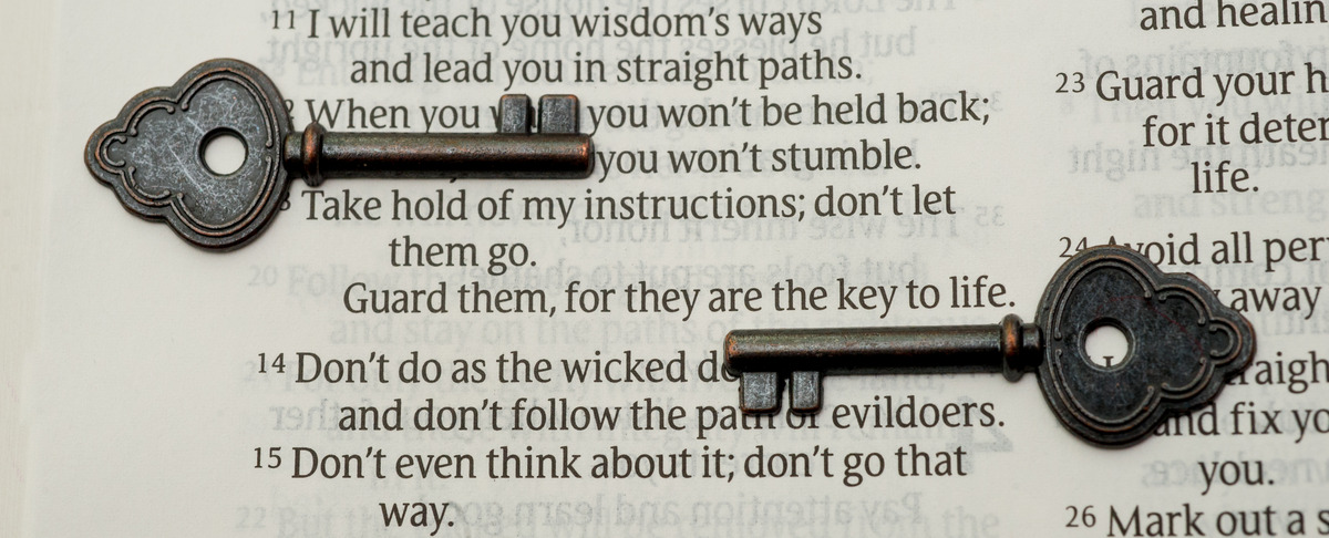 Practical application of God's word means being prepared for trials, following the Lord during trials, and changing.