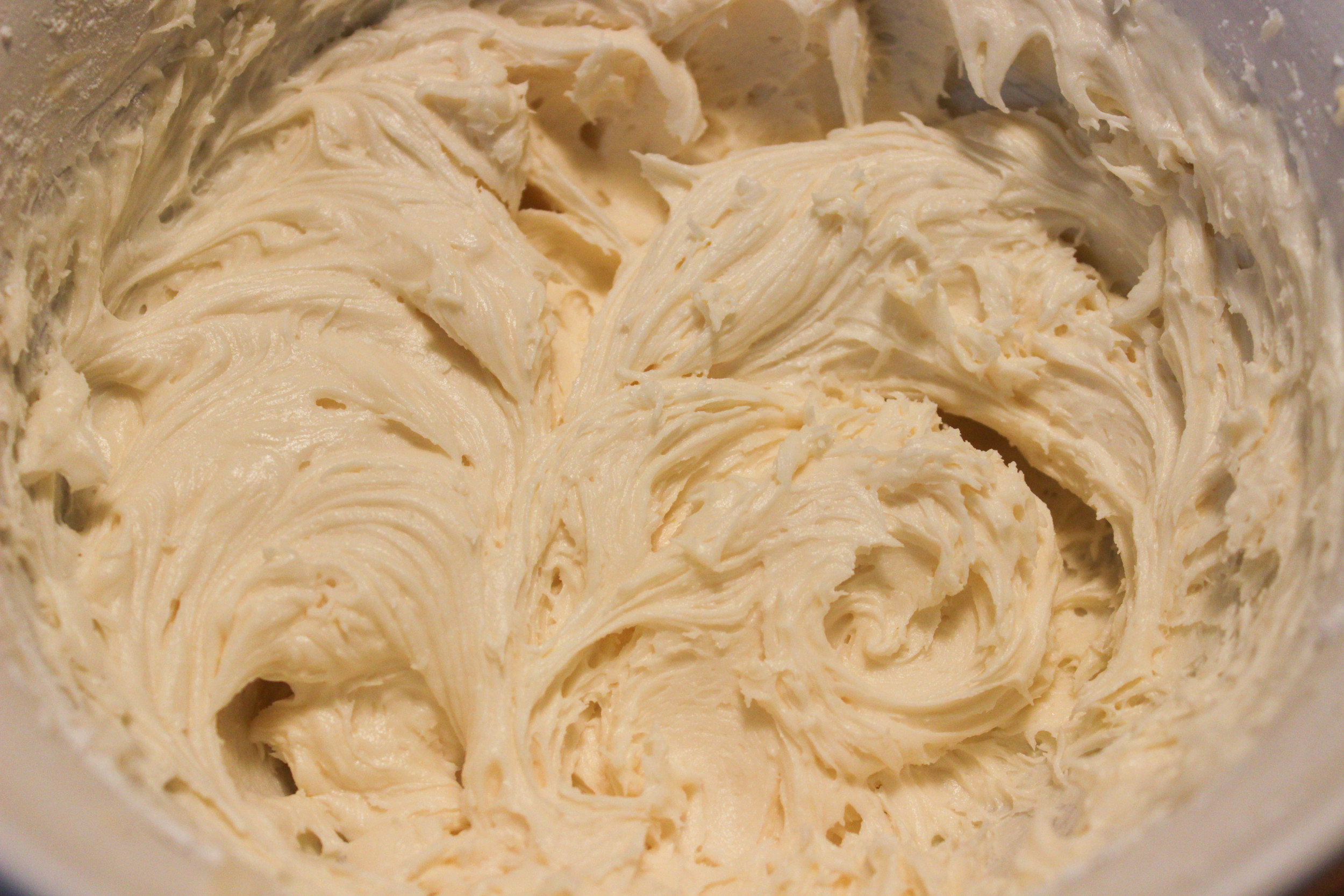 ...it's smooth and creamy (and delicious)!