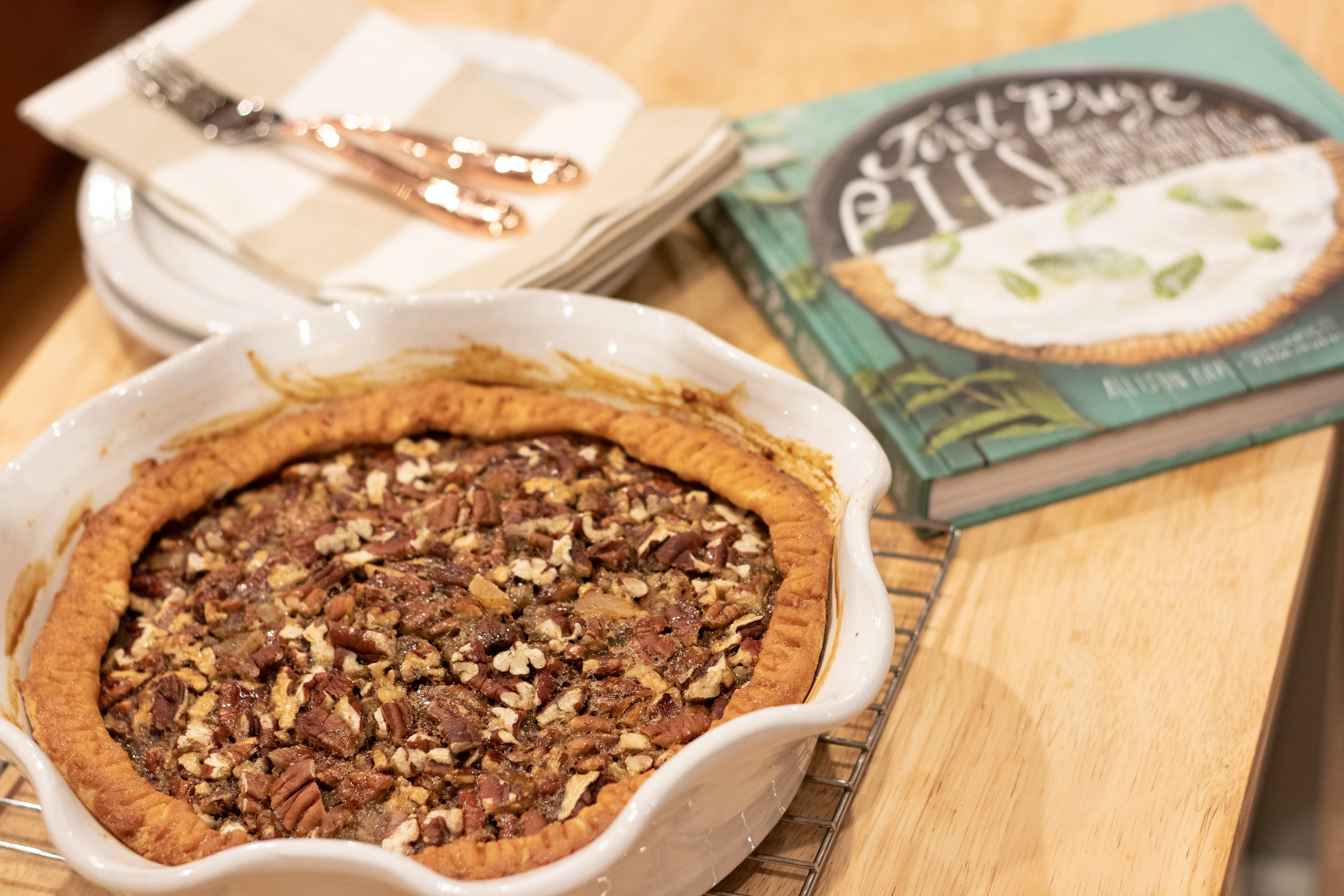 Allison Kave_First Prize Pies_Bourbon-Ginger-Pecan Pie