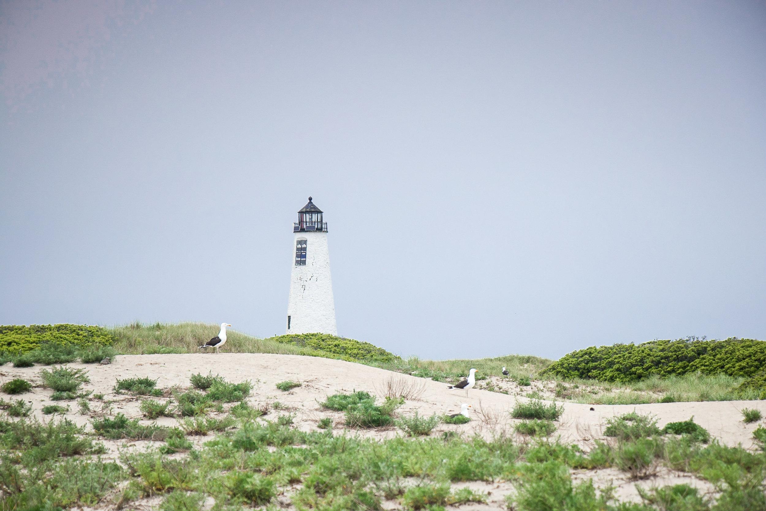 Great Point Lighthouse_Nantucket Island Massachusetts