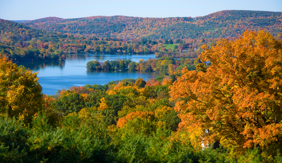 October: Get Ready for Peak Fall Foliage