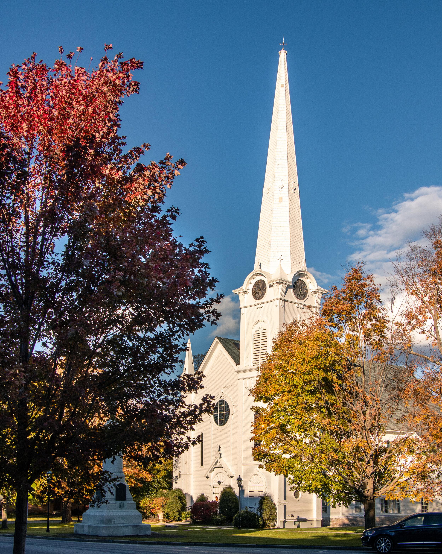 First Congregational Church - Manchester Vermont