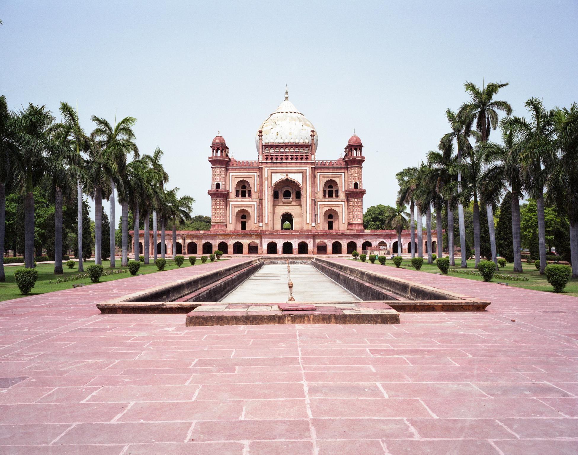 Safdarjung's Tomb in Delhi