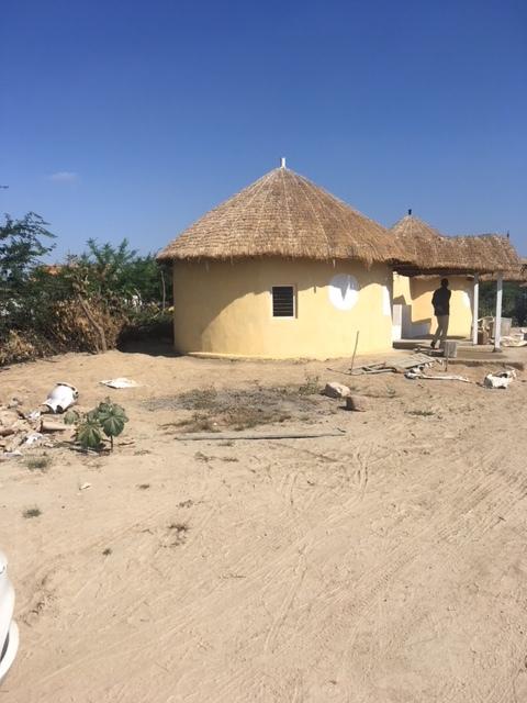Huts in Village Gorevali