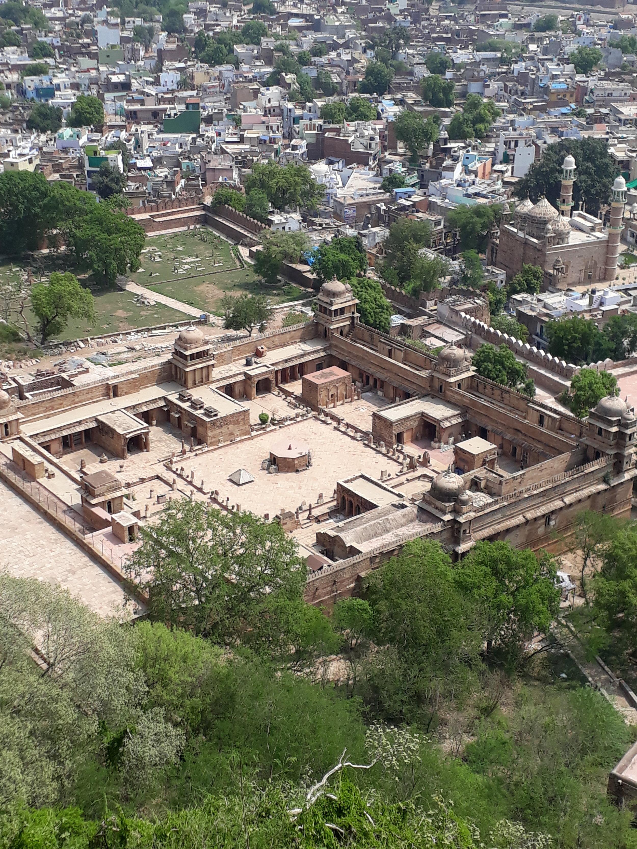 The Gurjari Mahal