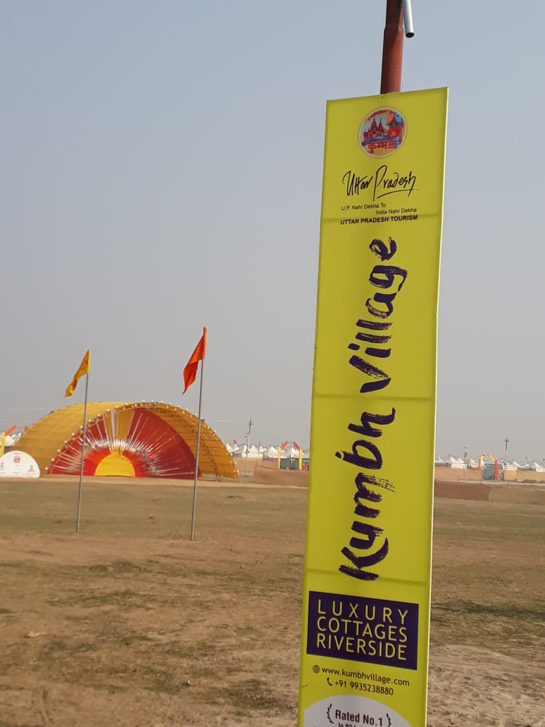 Welcome to the Kumbh Village