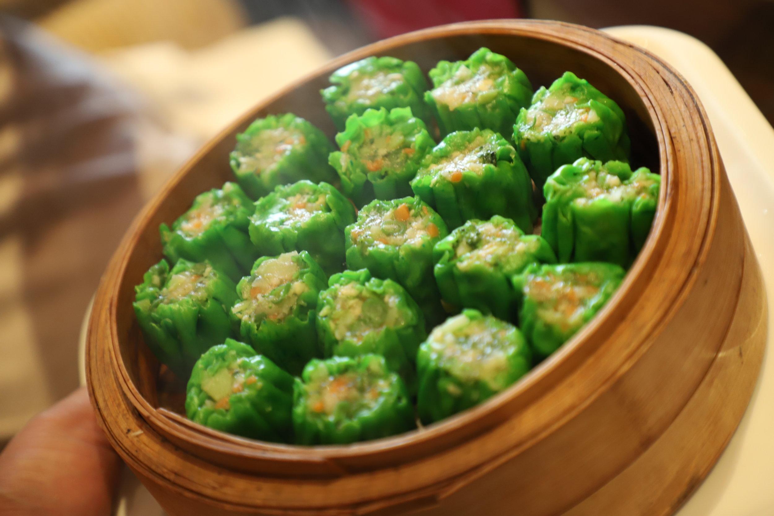Mixed Vegetable Shui Mai