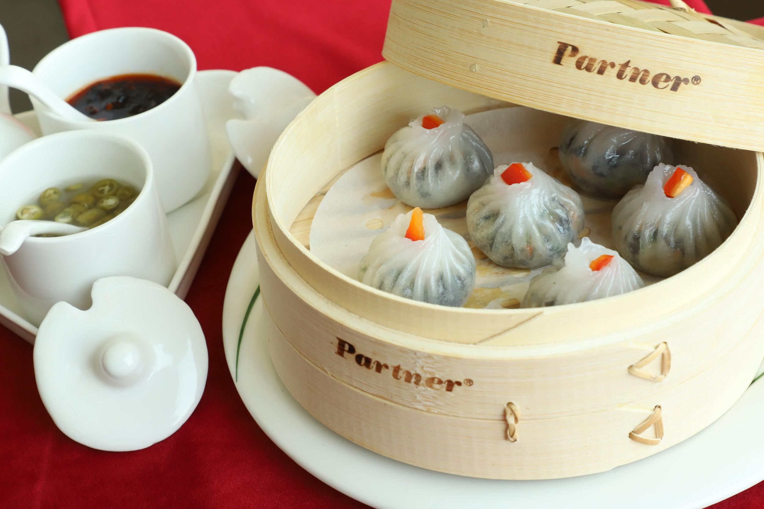 Shanghai Vegetable Dumplings