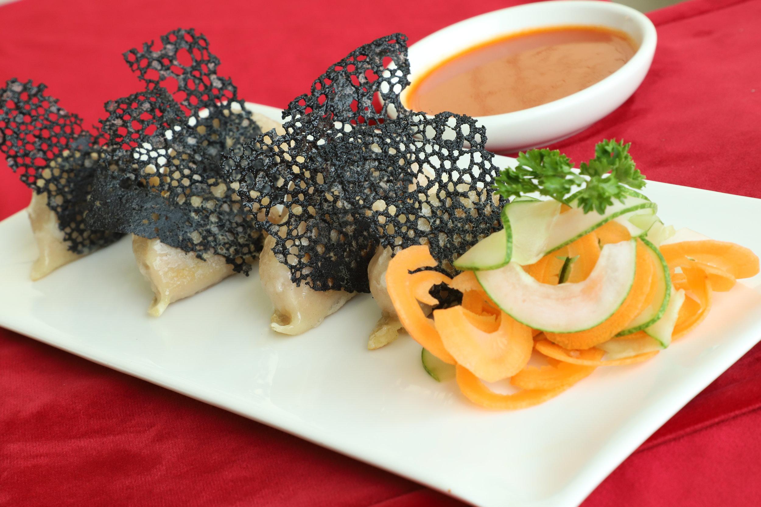 Pan Fried Chicken 'Guo Tie'