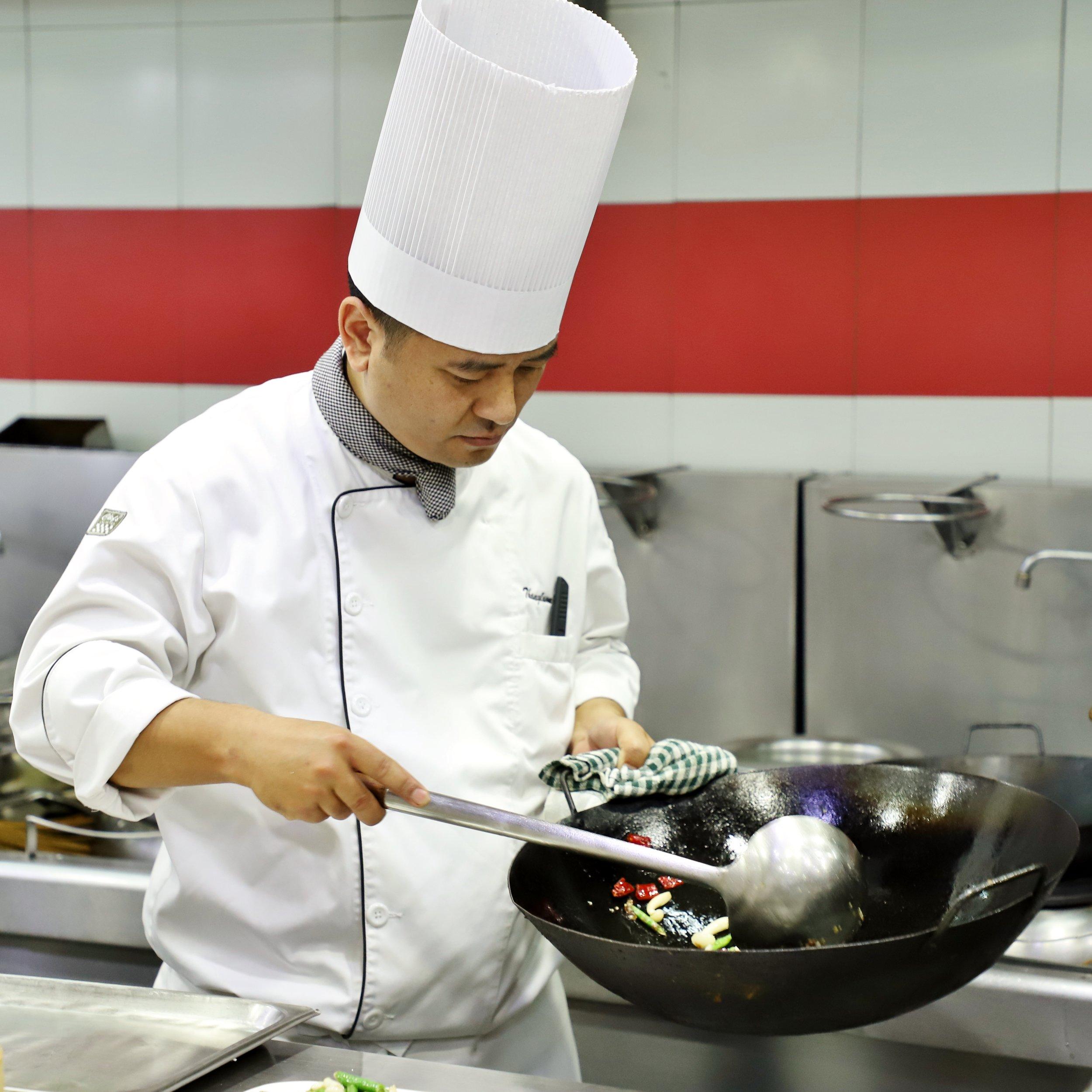 Chef Thanglawn Valte, Spicy Duck