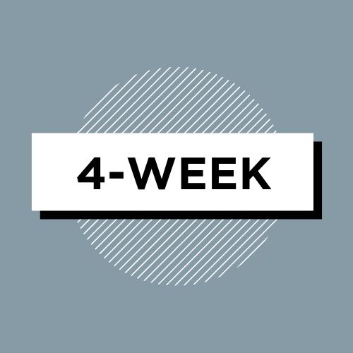 NIH Grant Review 4 Week Package
