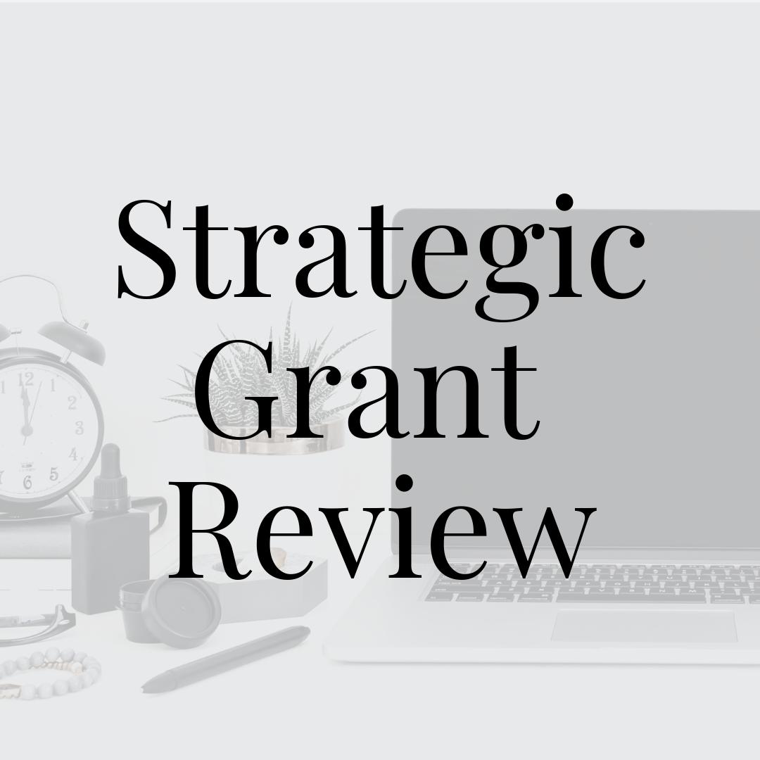 NIH Grant Review