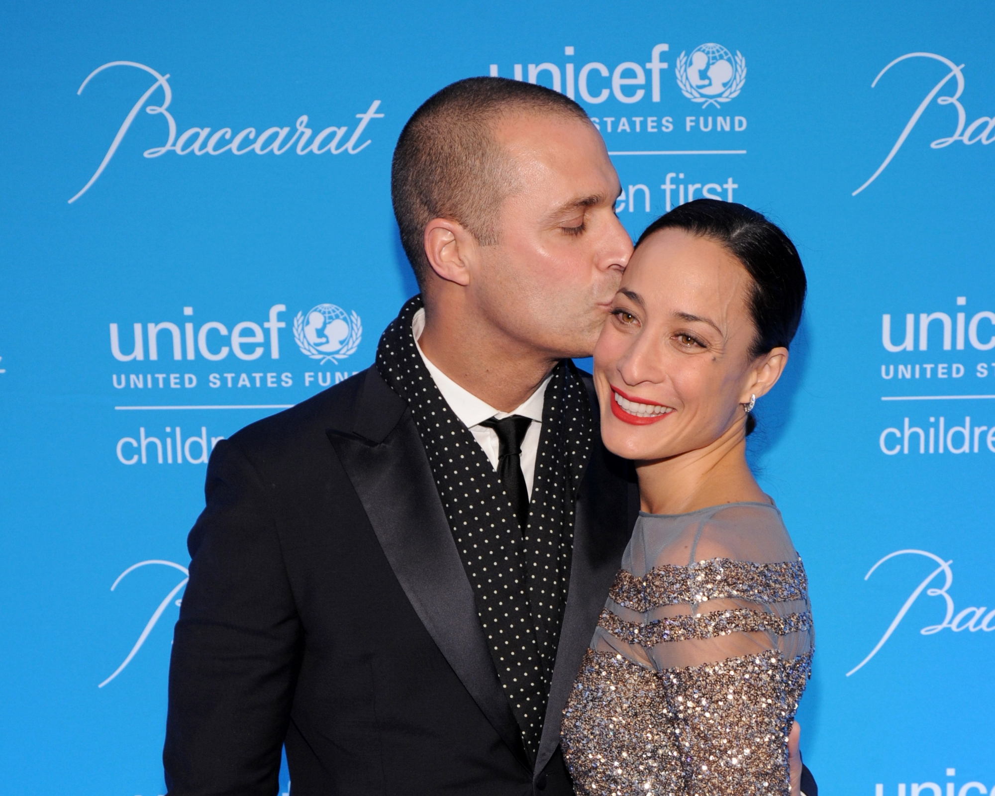 Nigel Barker and Cristen Chin ©2014 Bryan Bedder/Getty Images for UNICEF