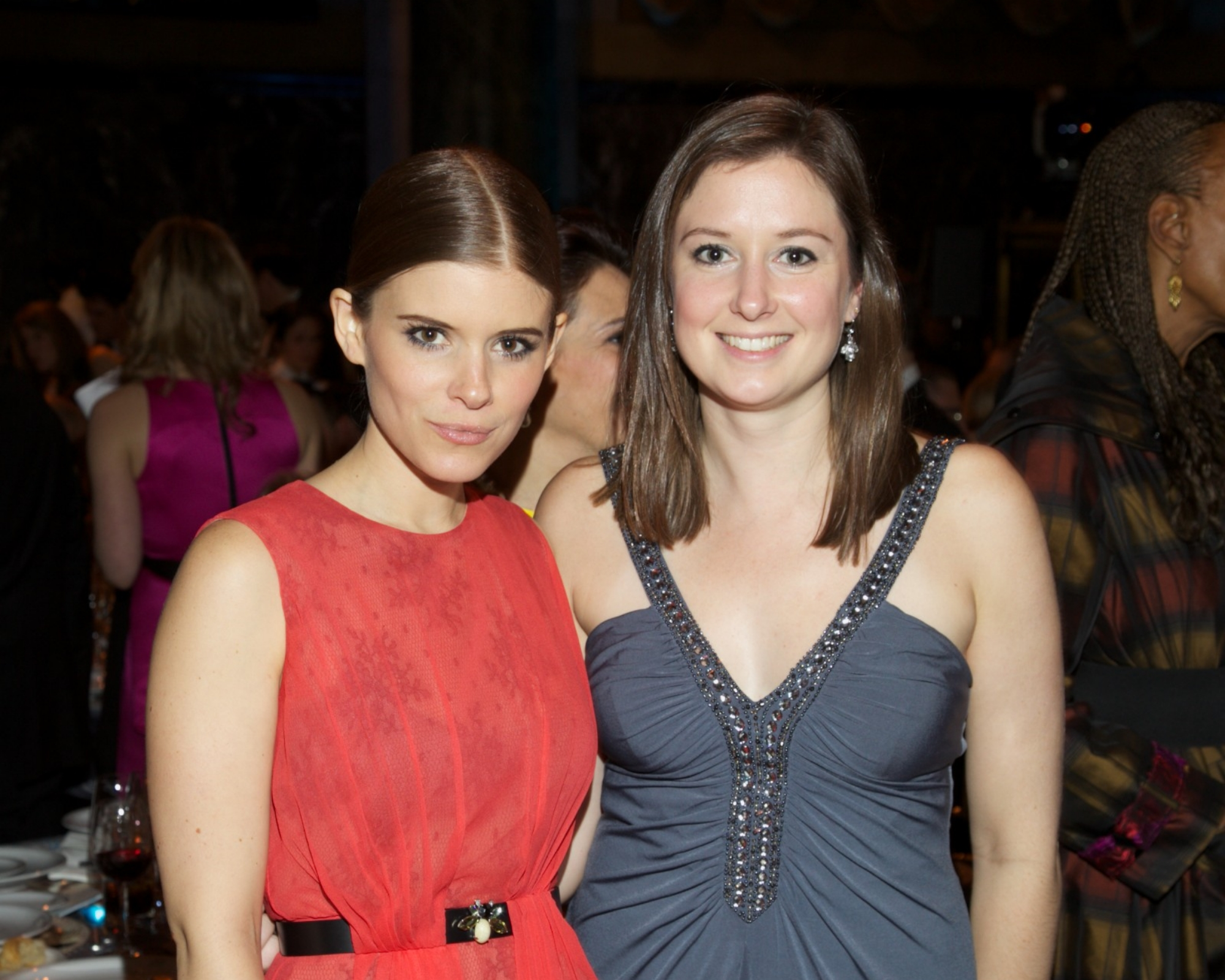 Kate Mara and Christina Atkinson