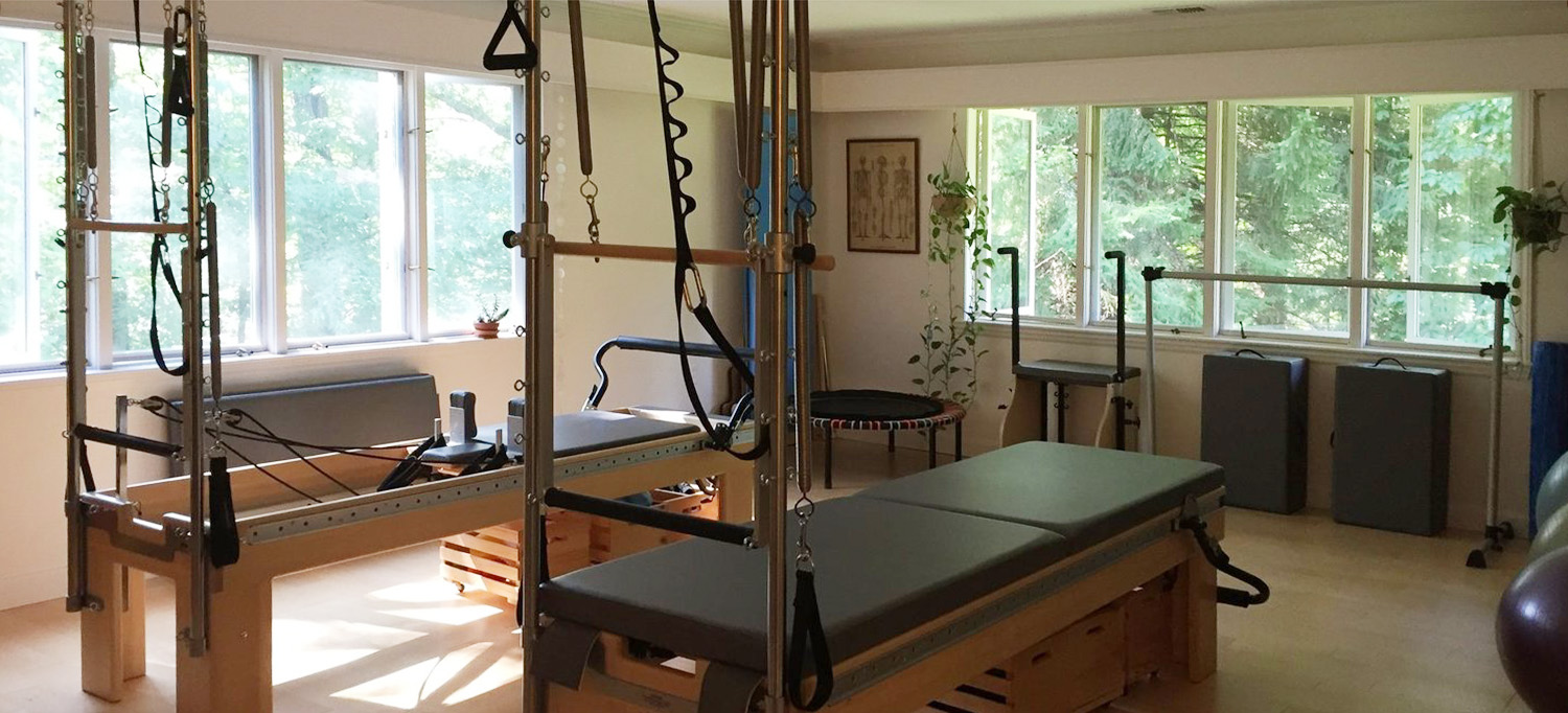 Waynesville Pilates Home Studio
