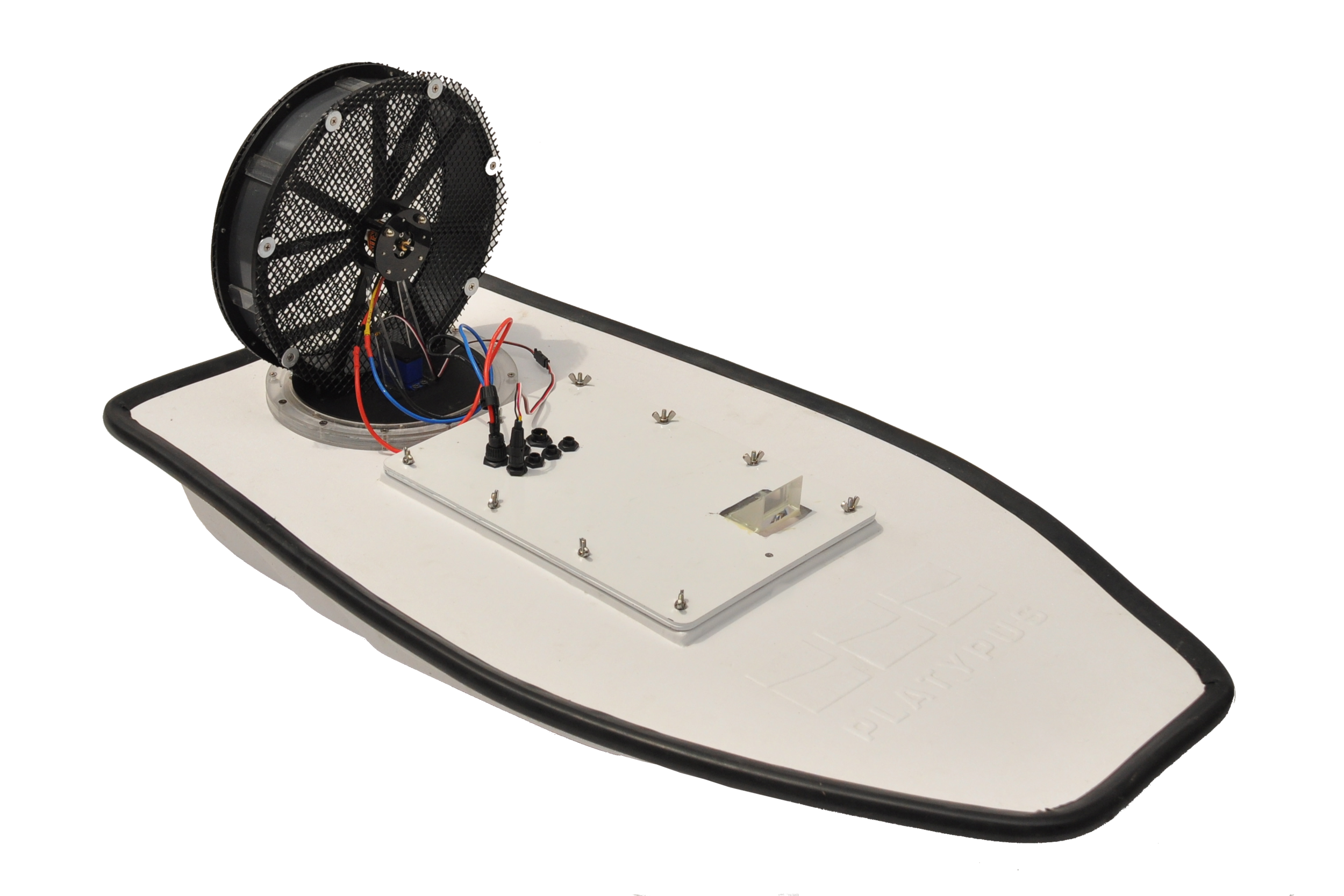 The Lutra Airboat