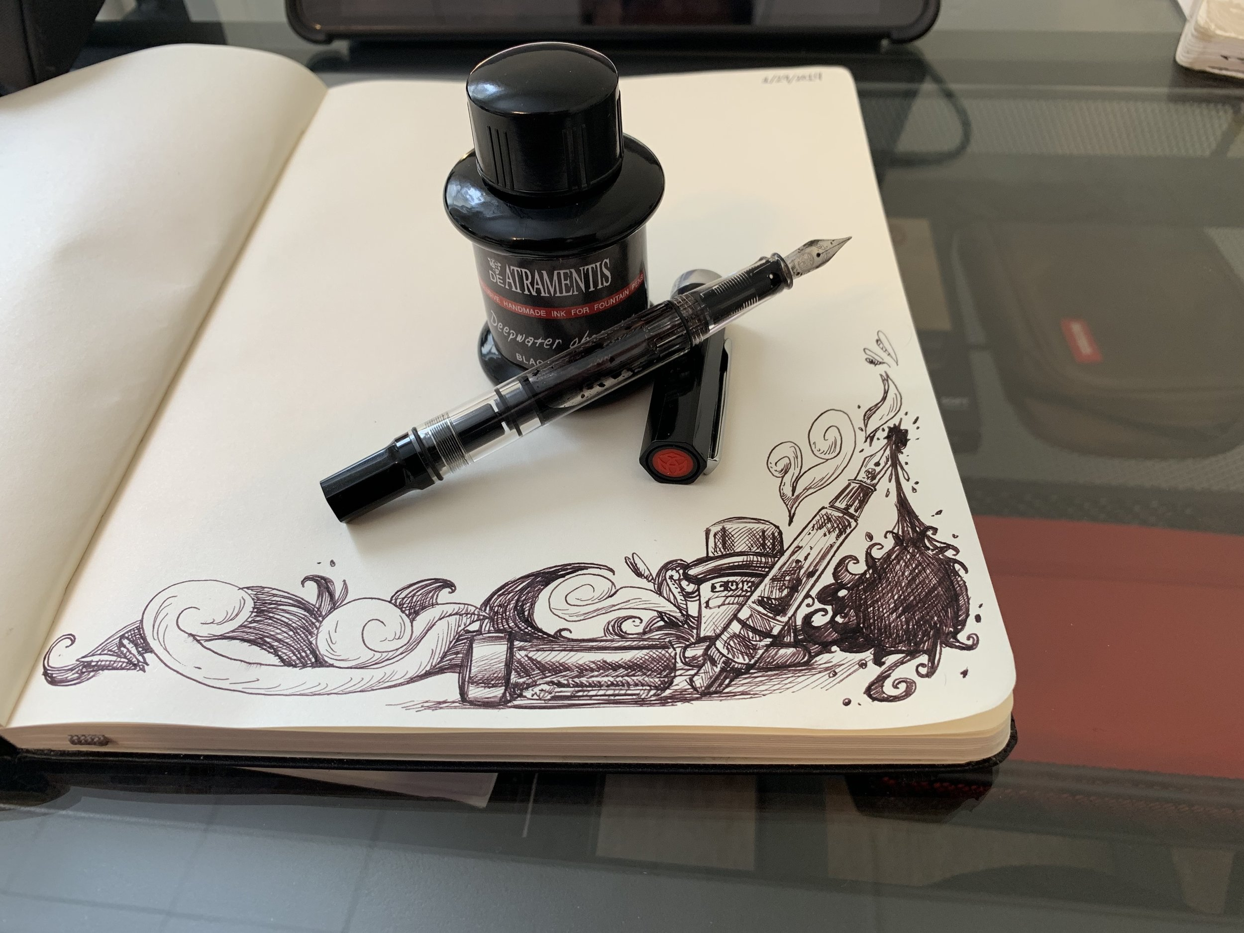 Fun with Fountain Pens -