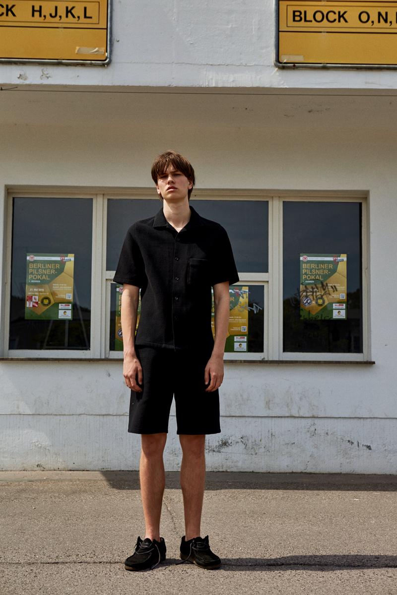 Ashley Marc Hovelle Waffle shirt and shorts Black 0711 final.jpg