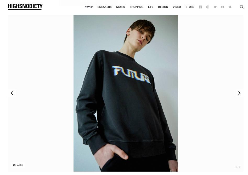 Future Sweatshirt- shop  here