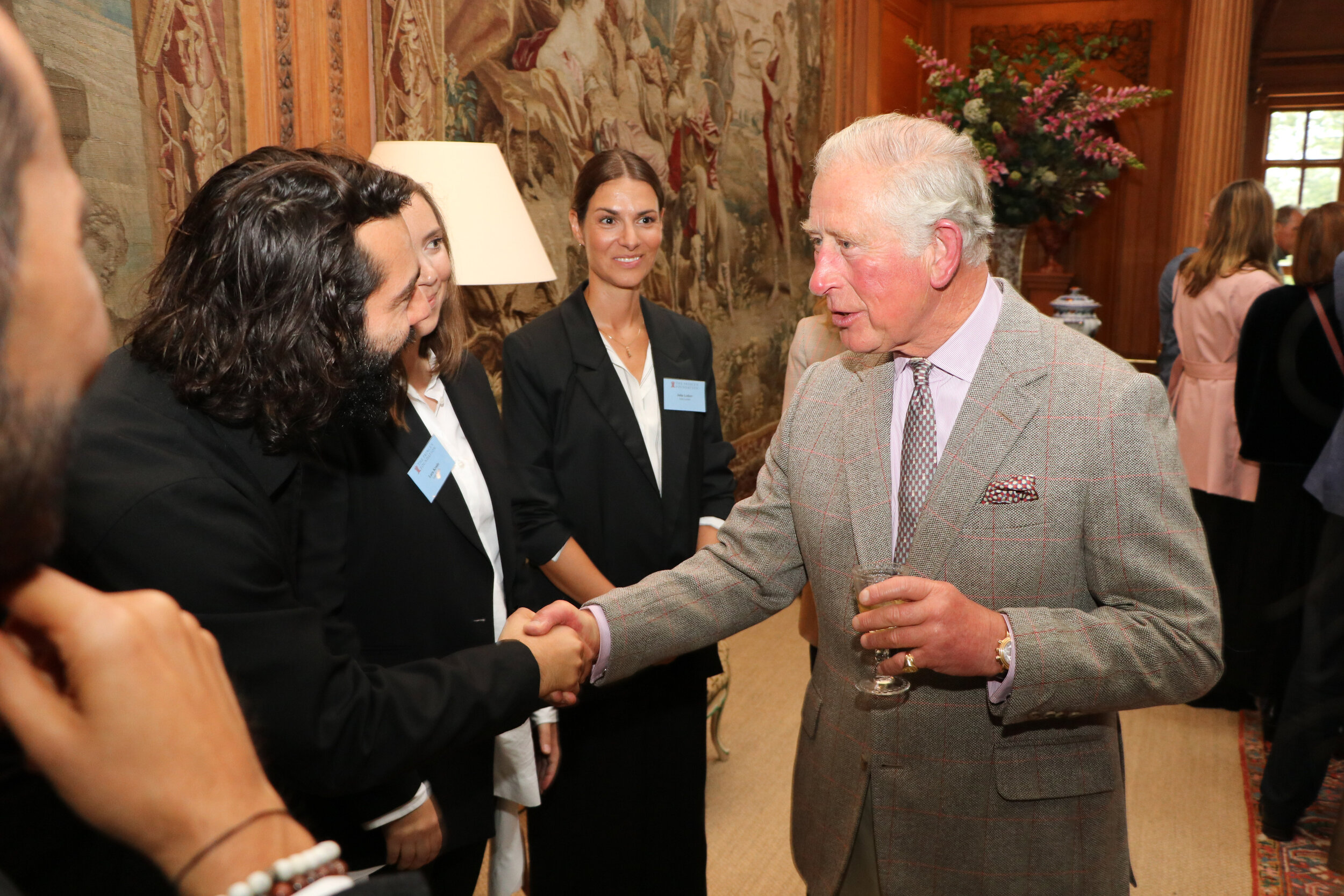 Fashion Council Germany - Dumfries House - HRH Prince Charles