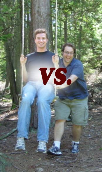 COMING… MAY 2ND. JIM VS. NATE. UCB THEATER.