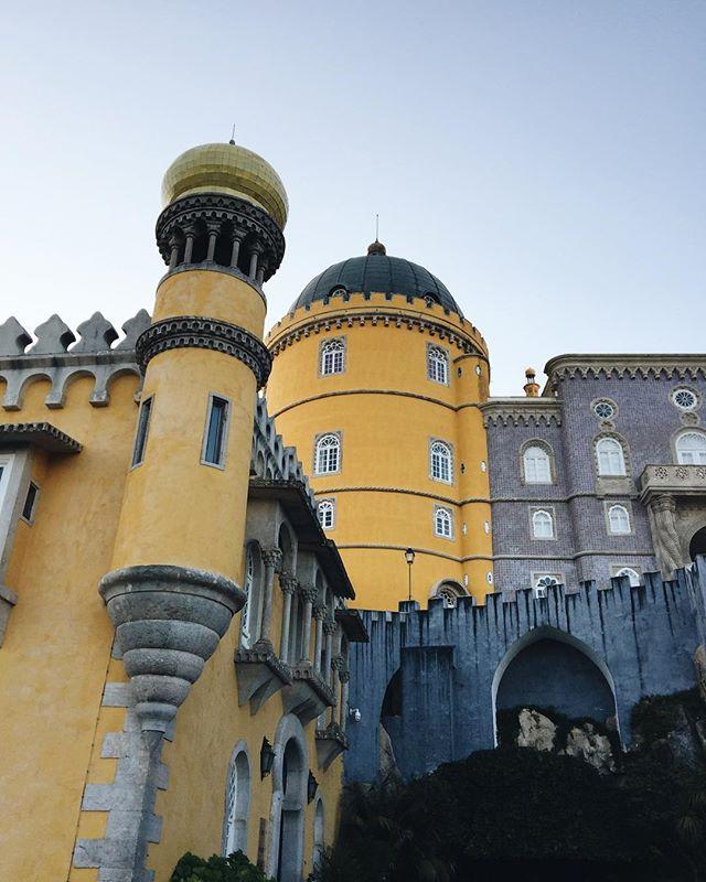 🇦🇫 Pena Palace, Sintra, October 2017