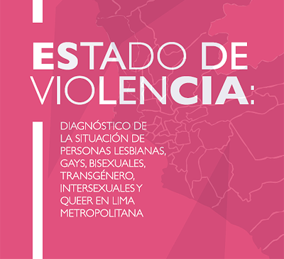 ESTADO DE VIOLENCIA, 2014               Investigación que recopila las 300 historias recogidas por No Tengo Miedo durante el año 2014.