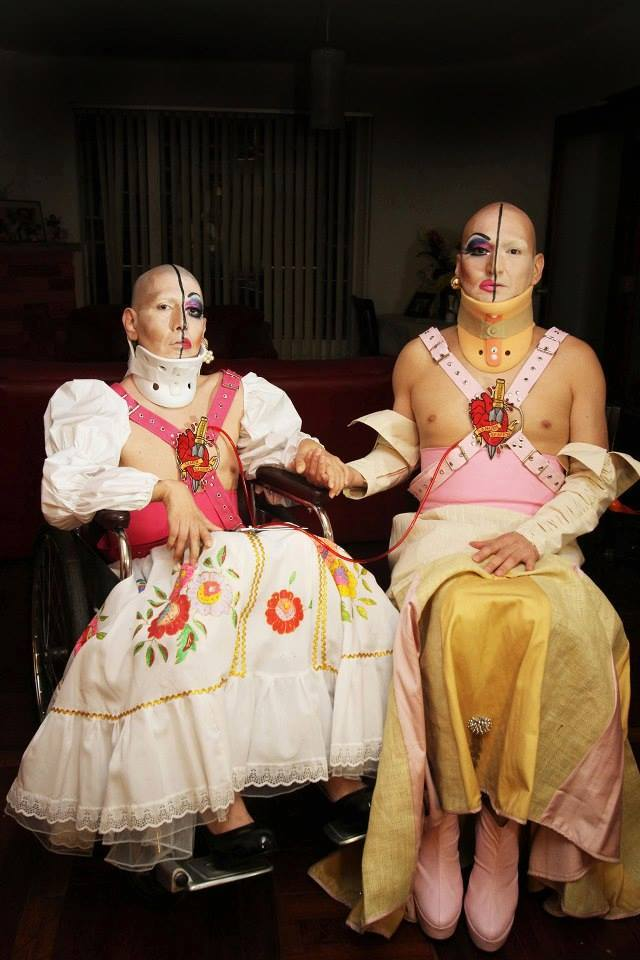Giuseppe Campuzano y Germain Machuca, Las Dos Fridas (2013)