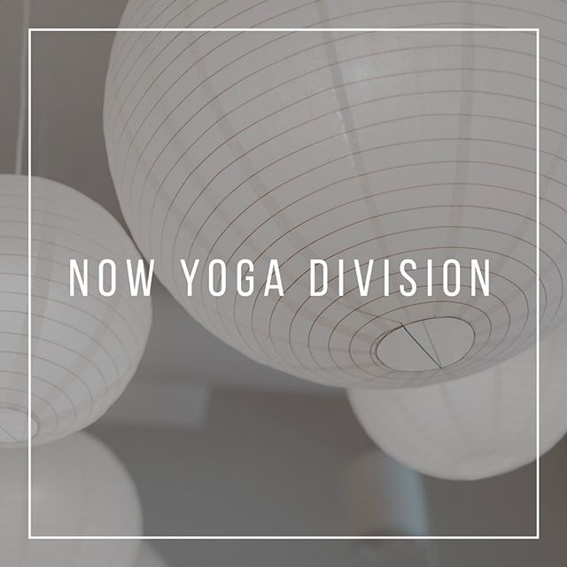 Lights are up, we are (almost) ready for you! Join us for our FIRST class on Division St - Sunday at 4pm @augustaleigh will led you in a beautiful flow class 🥰 . . . #nowyoga #nowyogapdx #nowfam #divisionstreet #pdxsmallbusiness #williamsdistrictpdx #yogainpdx #pdxyogascene #portlandyoga #pnwyoga #justanothernamasday #yogaeverydamnday #practiceandalliscoming #communityovercompetition