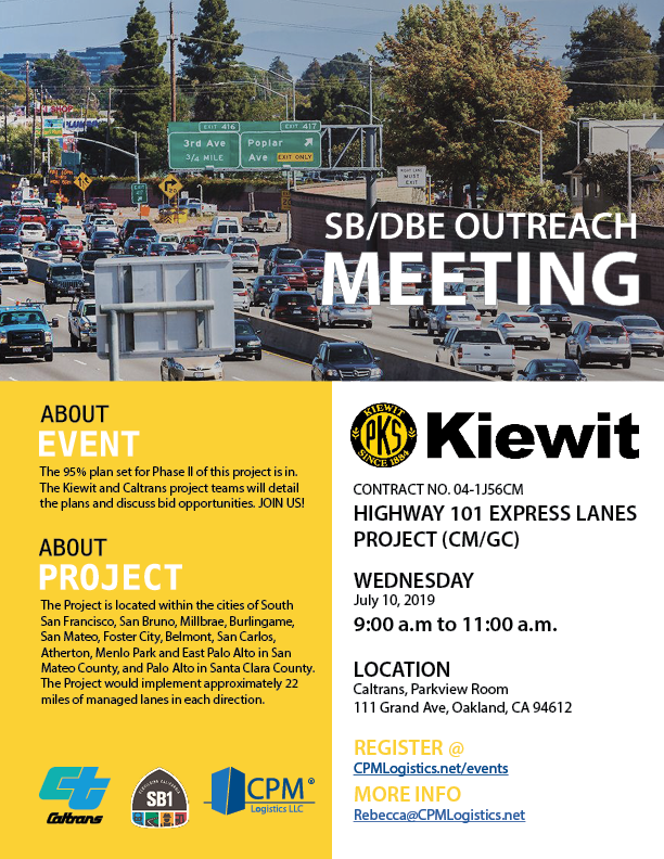 Kiewit HWY 101_071019 Event_ Flyer.png
