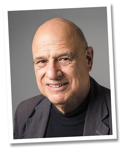 Dr Tony Campolo.  World-renowned author & speaker