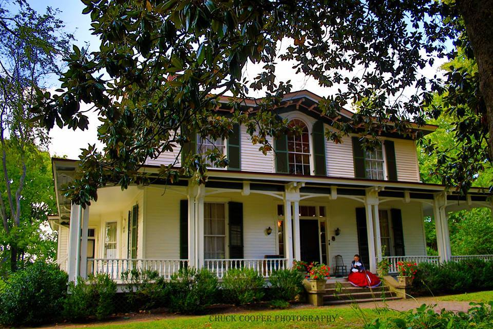 """Pine Hill Cottage"" -Mabry-Hazen House"