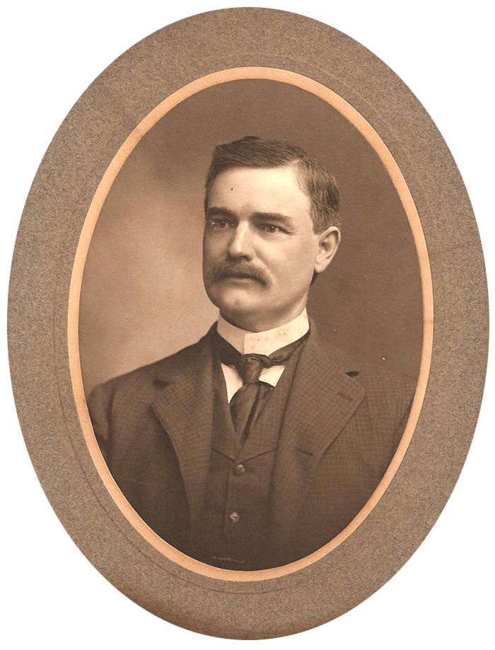 Rush Strong Hazen (1854-1931) circa 1890