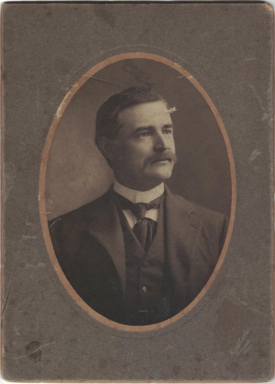 Rush Strong Hazen, 1880's