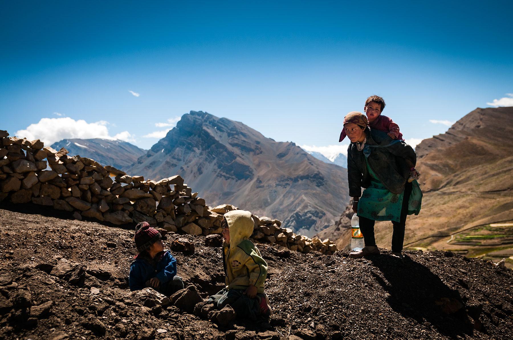 Hikkim 4400 m