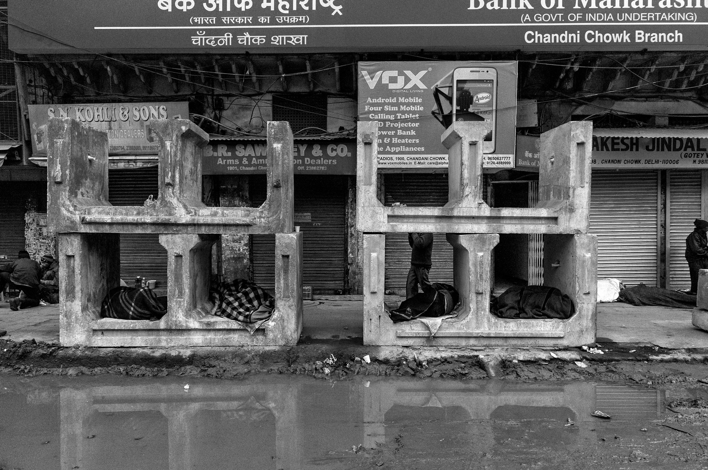 old delhi india 01.01.2015
