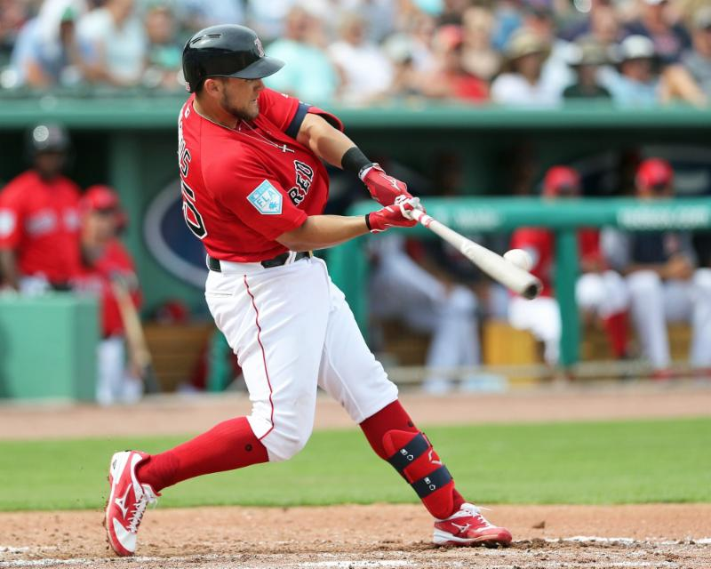 Michael Chavis of the Boston Red Sox. The swing requires adequate rotation at the hips, spine, in conjunction with tremendous lateral force production. (All outside the sagittal plane).