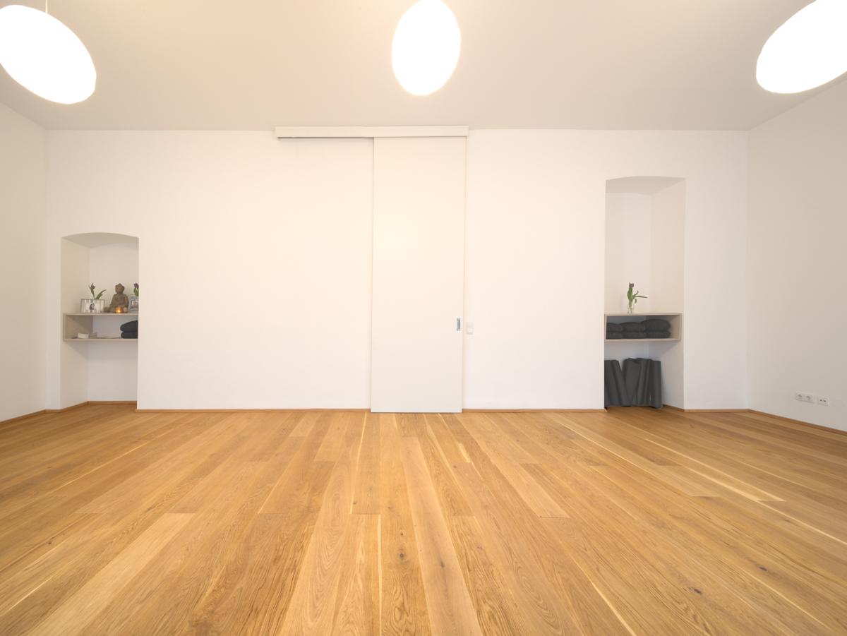 Übungsraum ca 42 m2 (Fotocredit (c) Markus Fattinger)