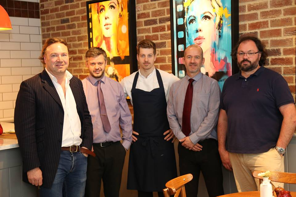 The Plum Jam Restaurant Group - owners of Muse, The Bay Horse and Cena (Image credit: Tees Business)