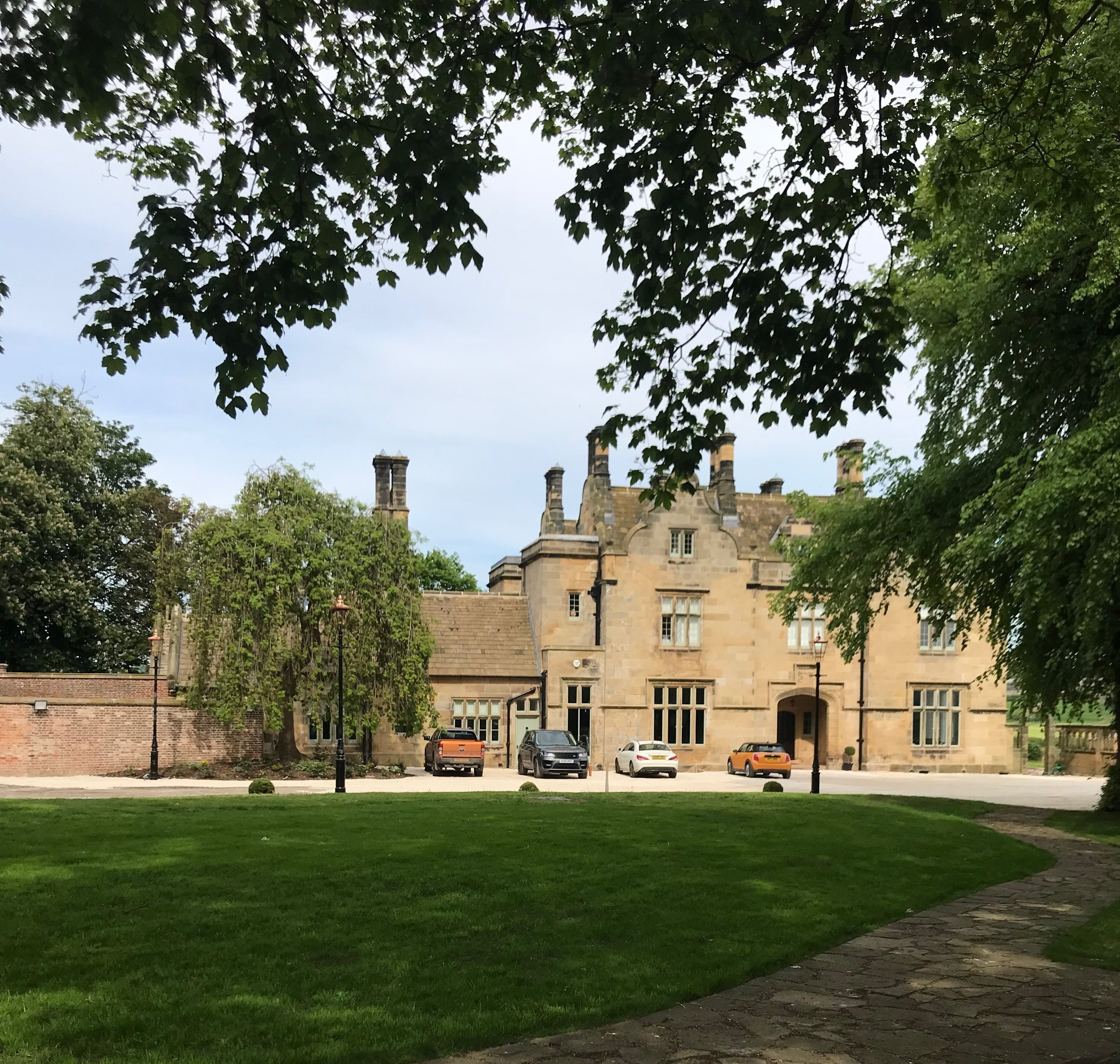 As testament to the successful renovation of Grade II* Listed Sockburn Hall, it was shortlisted for a prestigious Historic England conservation award.