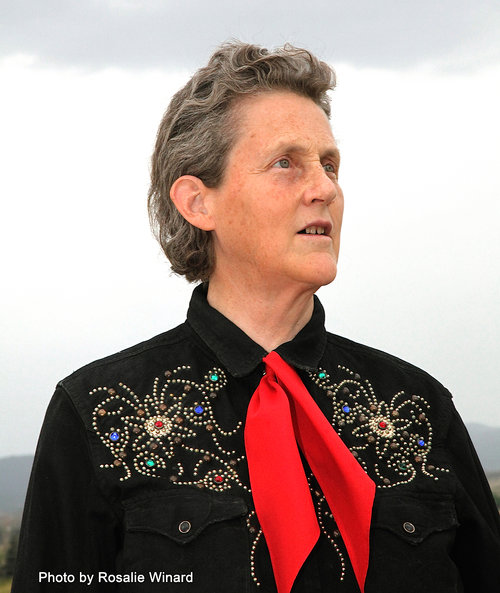 Dr. Temple Grandin, 2019 Work of Heart Award Recipient.