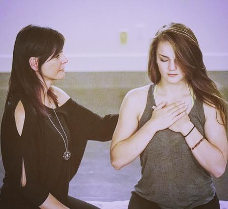 Shari Arial, Phoenix Rising Yoga Therapist