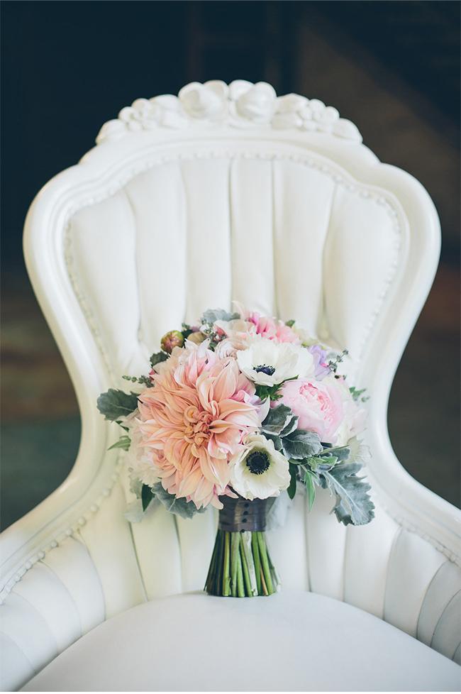 Thomas Pellicer / Michelle Garibay / Pink and Grey Wedding / Luce Loft in San Diego
