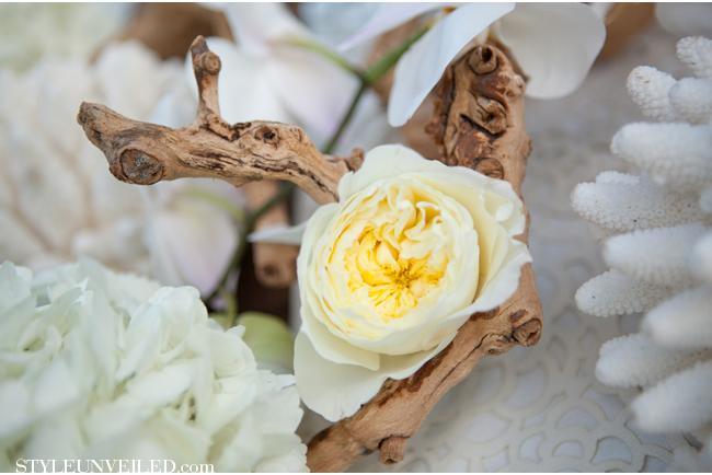 Ocean Inspired Wedding Elegance at Kualoa Ranch | Michelle Garibay Events
