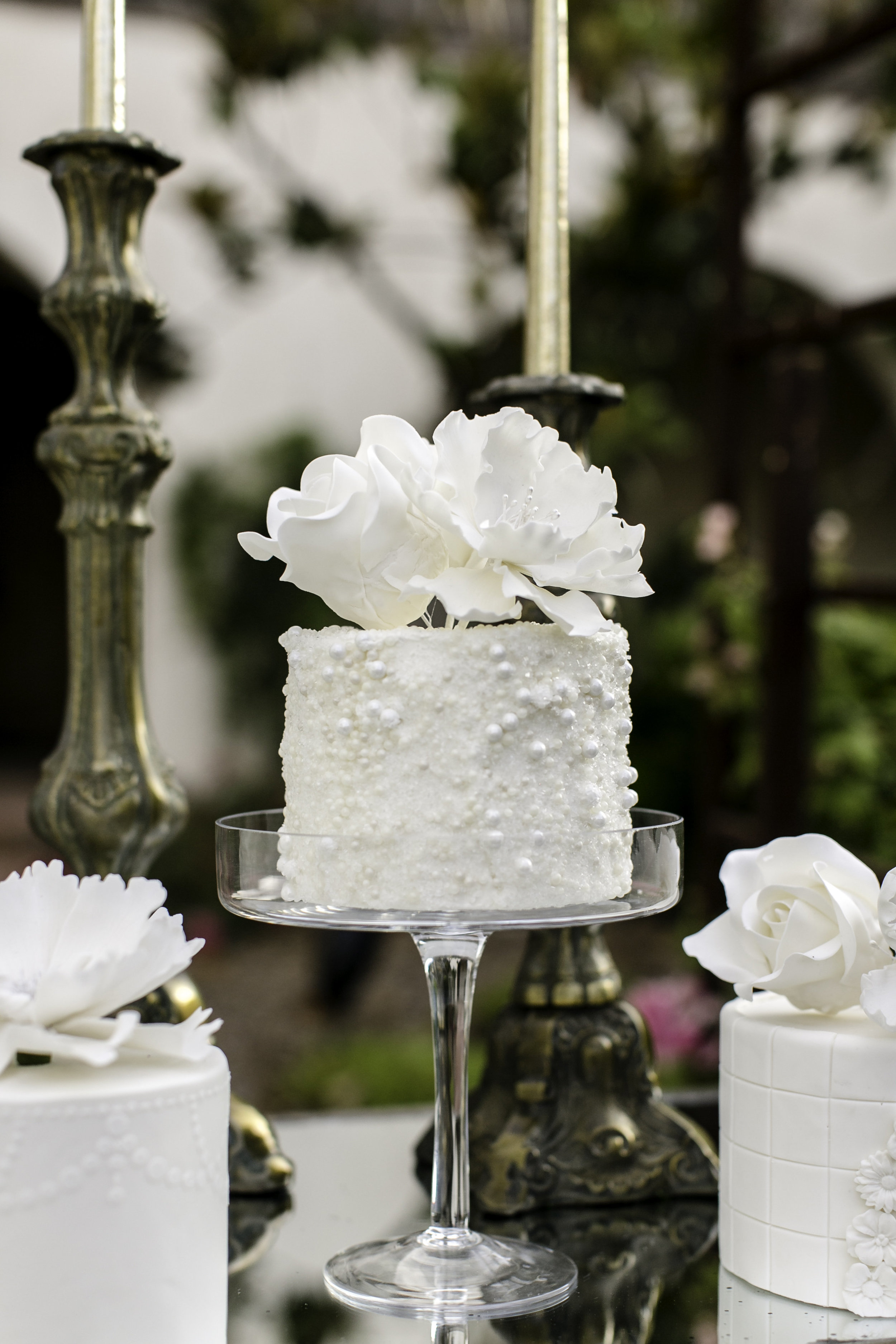 RooneyGirl BakeShop Wedding Cake Design | Ponte Winery Wedding | Temecula Wedding Planning | Leah Marie Photography