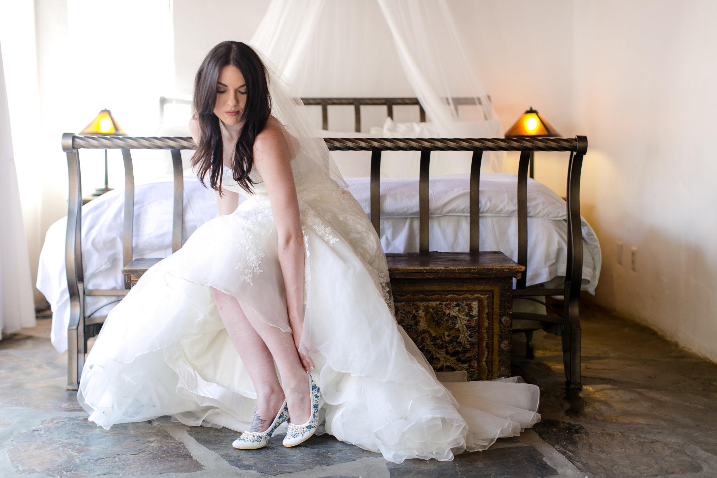 Korakia Pensione Wedding | Michelle Garibay Events