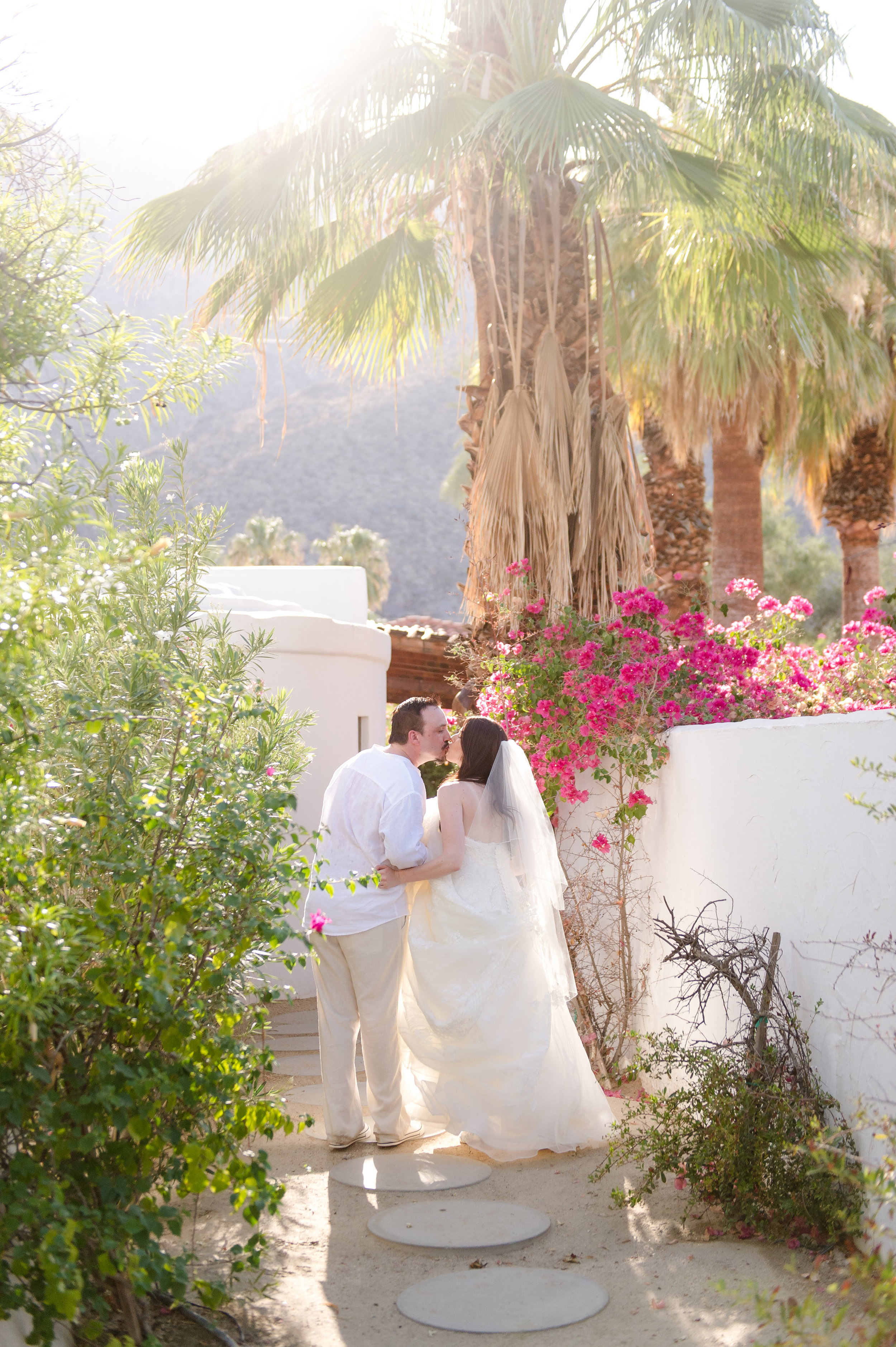 Palm Springs Romantic Wedding | Michelle Garibay Events