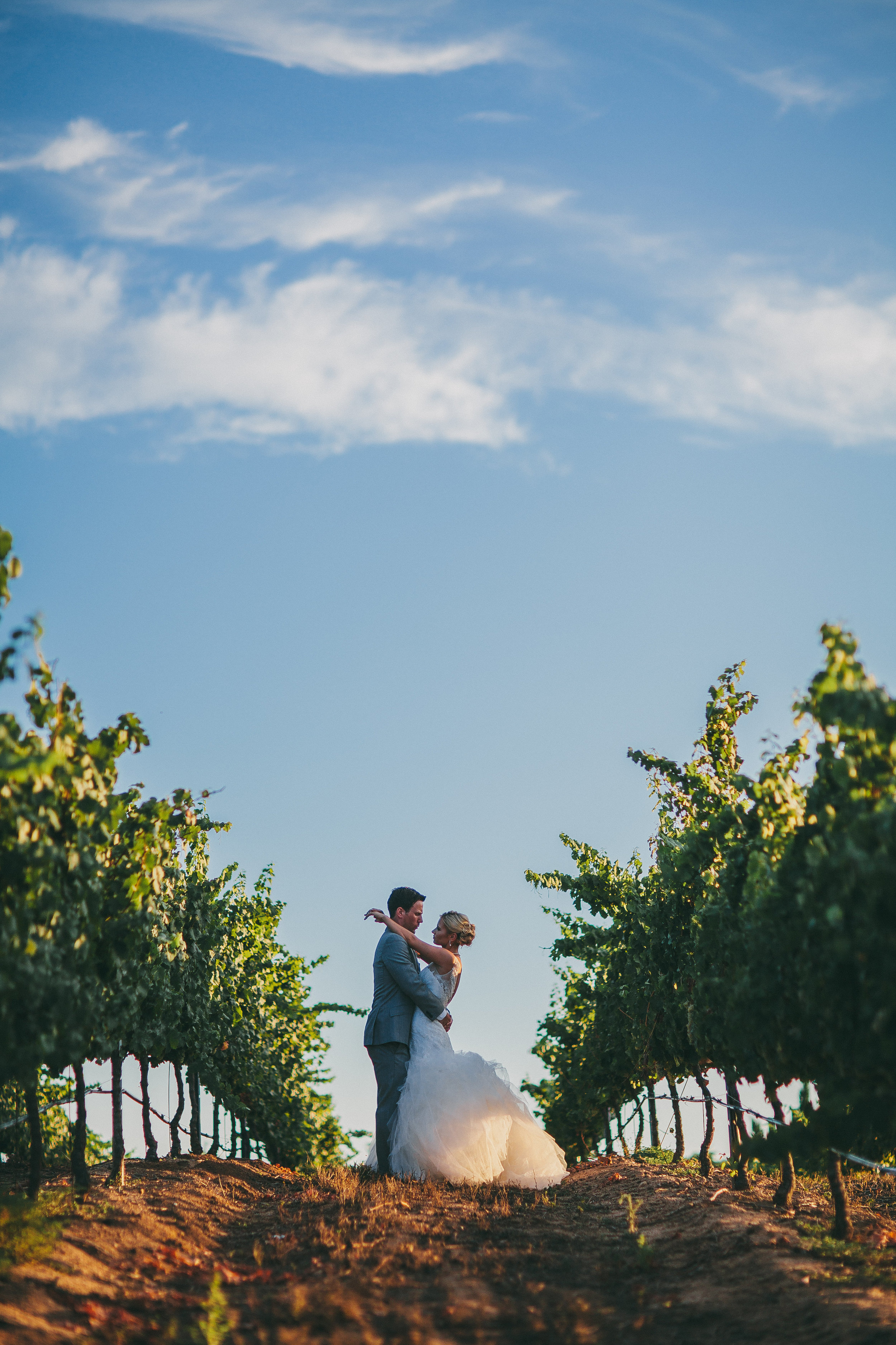 Mount Palomar Winery Wedding | Michelle Garibay Events